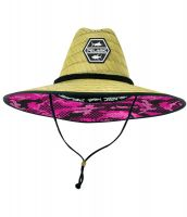 PELAGIC BAJA STRAW FISHING HAT