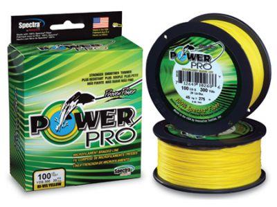 Power Pro ярко жълто 135м.