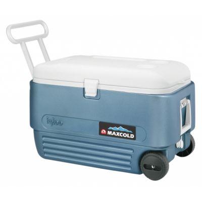 хладилни чанта IGLOO MAXCOLD 40 ROLLER- Jet Carbon