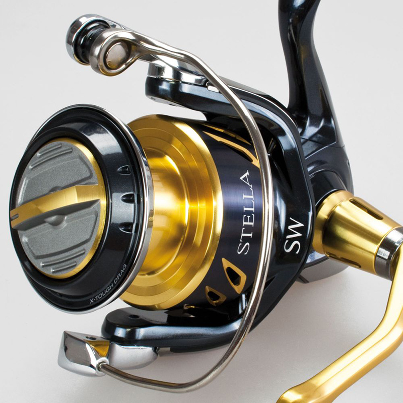 Shimano stella 4000sw bxg for Stella fishing reel