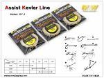 M&W Assisst Kevlar Line KY-1